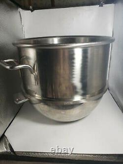 30 Qt Stainless Steel Bowl for 60 Qt Mixer Hobart VMLHP30 Commercial Accessory