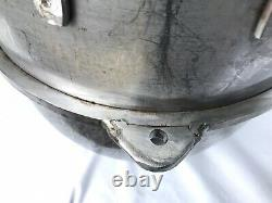 Classic Hobart D-30 Stainless Steel Mixing Bowl Self Standing 30 Qt Mixer
