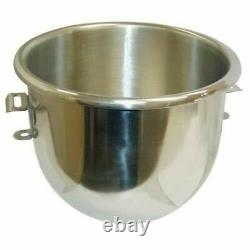 D300 Mixer bowl for 30 quart Hobart Mixers, replaces 437410, stainless steel