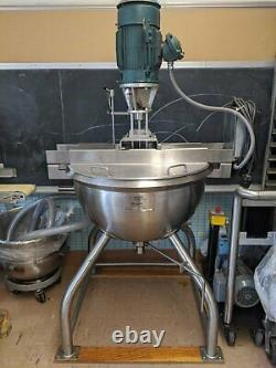 Greerco Shear Blender with32 Gallon Stainless Steel Mixing bowl
