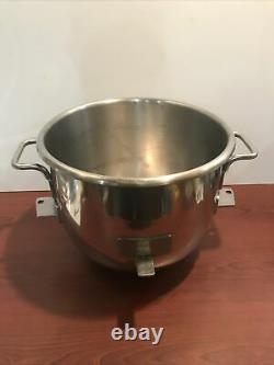 HOBART VMLH-30 30-QUART STAINLESS STEEL MIXING BOWL For HOBART MIXERS L@@k