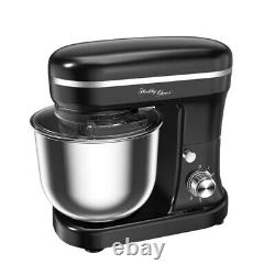 Healthy Choice Electric 1200W Mix Master 5L Stand Mixer withBowl/Whisk/Beater BLK