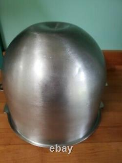 Hobart 10 Quart, 10 Qt Stainless Steel Bowl for C-100, C-10 & C210, EUC XRARE