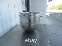Hobart BOWL-HL640 Legacy 40 Qt. Stainless Steel Mixing Bowl #5534