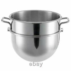 Hobart BOWL-SSTD30 Equivalent 30Qt. Stainless Steel Mixing Bowl Classic Mixers