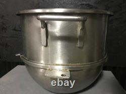 Hobart Commercial Stainless Steel Mixing Bowl VMLH-30. Our #1