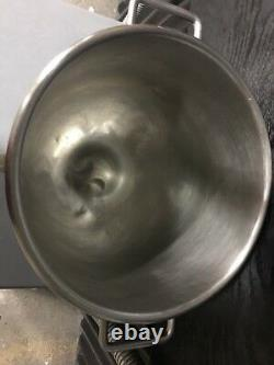 Hobart Commercial Stainless Steel Mixing Bowl VMLH-30. Our #2
