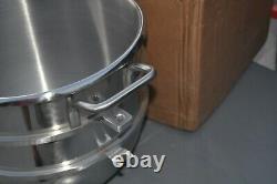 Hobart HL30 for Hobart HL300 HL400 Legacy 30 qt Mixer Stainless Steel Bowl NEW