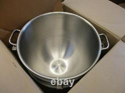Hobart Legacy Hl60 Stainless Steel Mixing Bowl, 60 Qt