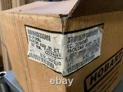 Hobart Original BOWL-SST220 Classic 20 Qt. OEM Stainless Steel Mixing Bowl OEM