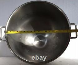 Hobart Stainless Steel 60-quart Mixing Bowl VMLH-60