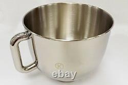Kenwood Stainless Steel Mixing Bowl Kmix Kmx75 Kmx750 Kmx760 New Uk Supplier