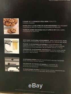 Kitchen Aid Artisan (KSM150PSAQ) Tilt-Head Stand Mixer Aqua Sky, Brand New