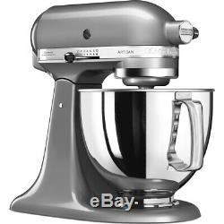 KitchenAid 4.8L ARTISAN Stand Mixer 5KSM125 Contour Silver