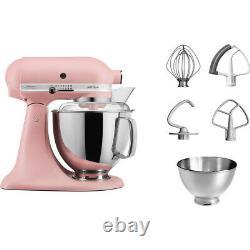 KitchenAid 4.8L ARTISAN Stand Mixer 5KSM175PSBDR Dried Rose (Pink)