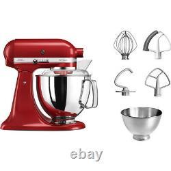 KitchenAid 4.8L ARTISAN Stand Mixer 5KSM175PSBER Empire Red