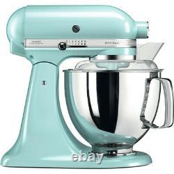 KitchenAid 4.8L ARTISAN Stand Mixer 5KSM175PSBIC Ice Blue