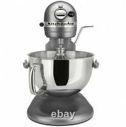 KitchenAid 600 Series 575 W 6-qt Stand Mixer Silver 6000 Big Super Capacity