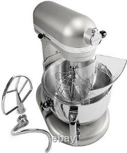 KitchenAid 600 Super Big Capacity 6-Quart Pro Stand Mixer RKp26m1xmc MTL Chrome