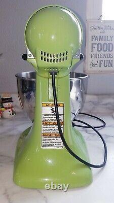 KitchenAid Artisan 5-qt. Tilt head stand mixer Green Apple