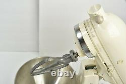 KitchenAid Artisan Mixer With K30 bowl and 2 mixing attachment