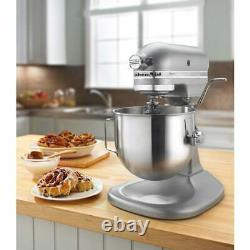 KitchenAid HEAVY DUTY pro 500 Stand Mixer Lift Rksm500pscs Metal 5-qt Silver