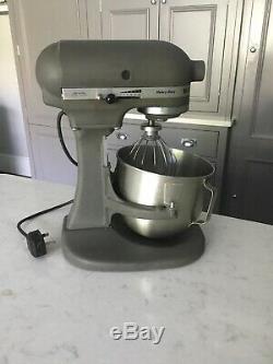 KitchenAid Heavy Duty Mixer 5KPM50 Grey 4.8l Kitchen Aid