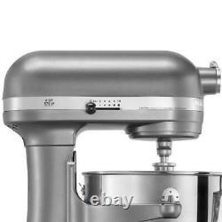 KitchenAid Professional 600 6 Qt Lift Bowl Stand Mixer (Refurbished) silver