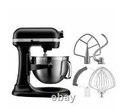 KitchenAid Professional 600 Series 6-qt Bowl-Lift Stand Mixer, Black