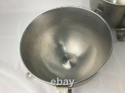 KitchenAid Stainless Steel Bowl with Handle for Stand Lift Mixer 6 Qt