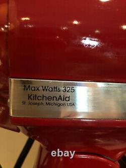 Kitchenaid Artisan Stand Mixer 5KSM150PSR Red