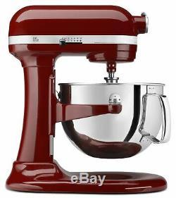 Kitchenaid Pro 600 Stand Mixer 6-qt Super Big Large Capacity Empire Red