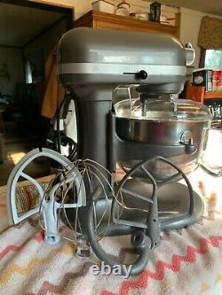 Kitchenaid professional 6 qt. Lift stand mixer