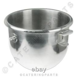 Large 12qt Stainless Steel Mixing Bowl Suits Hobart Commercial12 Quart Mixer
