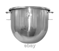 NEW 10 QT Mixing Bowl Solid Stainless Steel for PPM-10 Mixer Atosa PPM1017 #9815