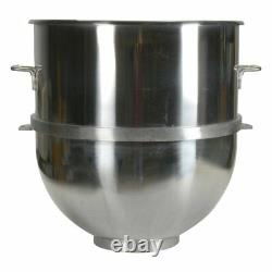 NEW 140 Qt Mixing Bowl Hobart Classic Mixer Stainless Steel NSF #4620 Uniworld