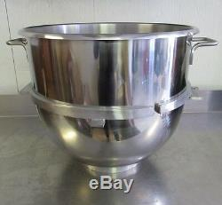New 140qt Stainless Steel Mixer Bowl for Hobart V1401 Mixers