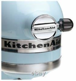 New KitchenAid Stand Mixer tilt 5-Quart KSM150PSGB Artisan Glacier Blue