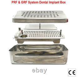 PRF Box System Platelet Rich Fibrin Implant Surgery Instruments Graft Carrier CE