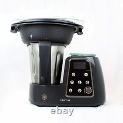 Prixton Kitchen Gourmet KG200 Robot Of Multifunction Programmable Steel Tino