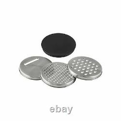 Ruvati Wood Platform with Mixing Bowl and Colander (complete set) for Worksta