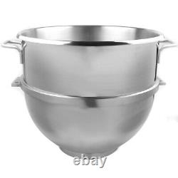 Stainless-Steel Mixer Bowl, 80qt. For Hobart 80 quart Mixer