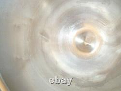 Stainless-Steel Mixing Bowl, D 20qt. FOR HOBART
