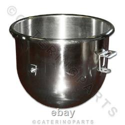 Stainless Steel Mixing Bowl For Hobart Ae200 A200 20 Quart Heavy Duty Mixer 20qt