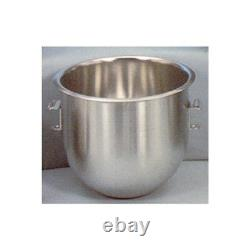 Stainless-steel Mixing Bowl, 20qt, for Hobart 20qt. Mixer