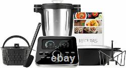 Taurus Foodie Robot Of Kitchen Multifunction 118.3oz 31 Function With Scale