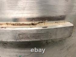 USED Hobart D-30 Stainless Steel Mixing Bowl Mixer 30 qt OEM