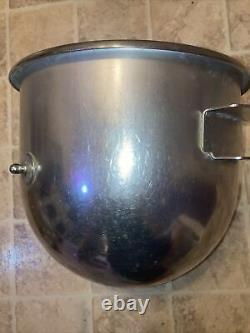 Univex Srm20 20Qt Stainless Steel Mixing Bowl