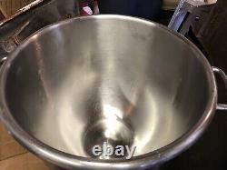 VMLH-30 Mixing Bowl Stainless Steel