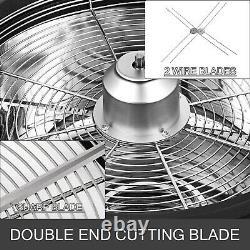 19 Électric Bowl Trimmer Hydroponic Leaf Bud Trimmer Spin Reaper Fleur De Cutter